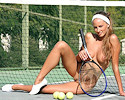 Sexy tennis player vol.2