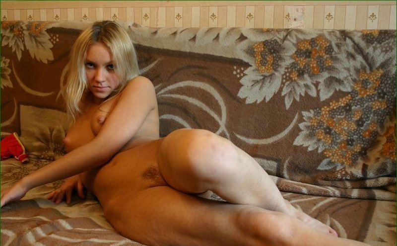 Amateur blond