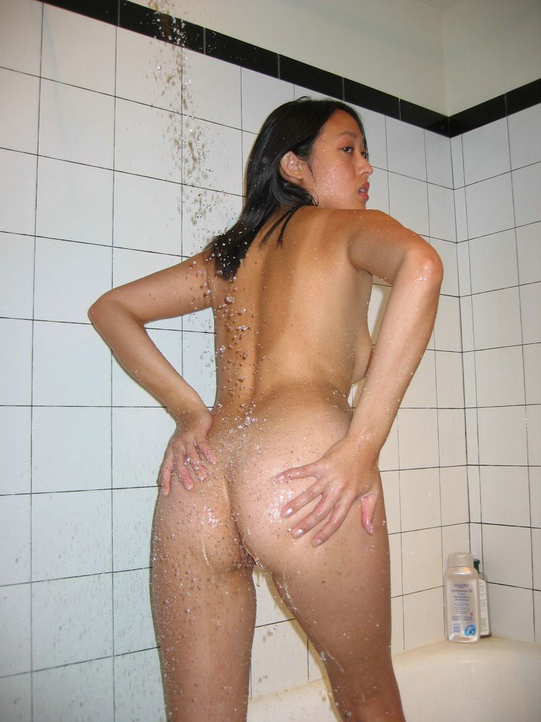 Shower asian girl nude apologise