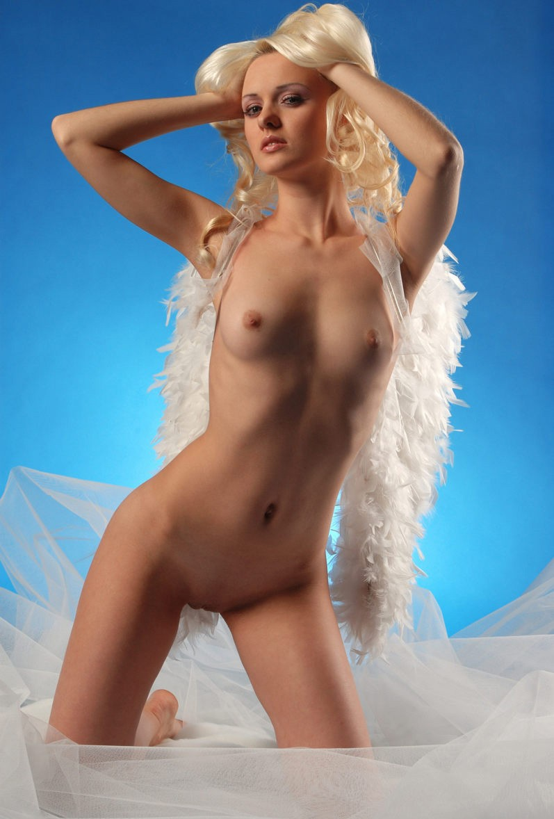 Blond angel