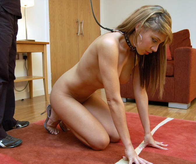 Amature bondage and discipline