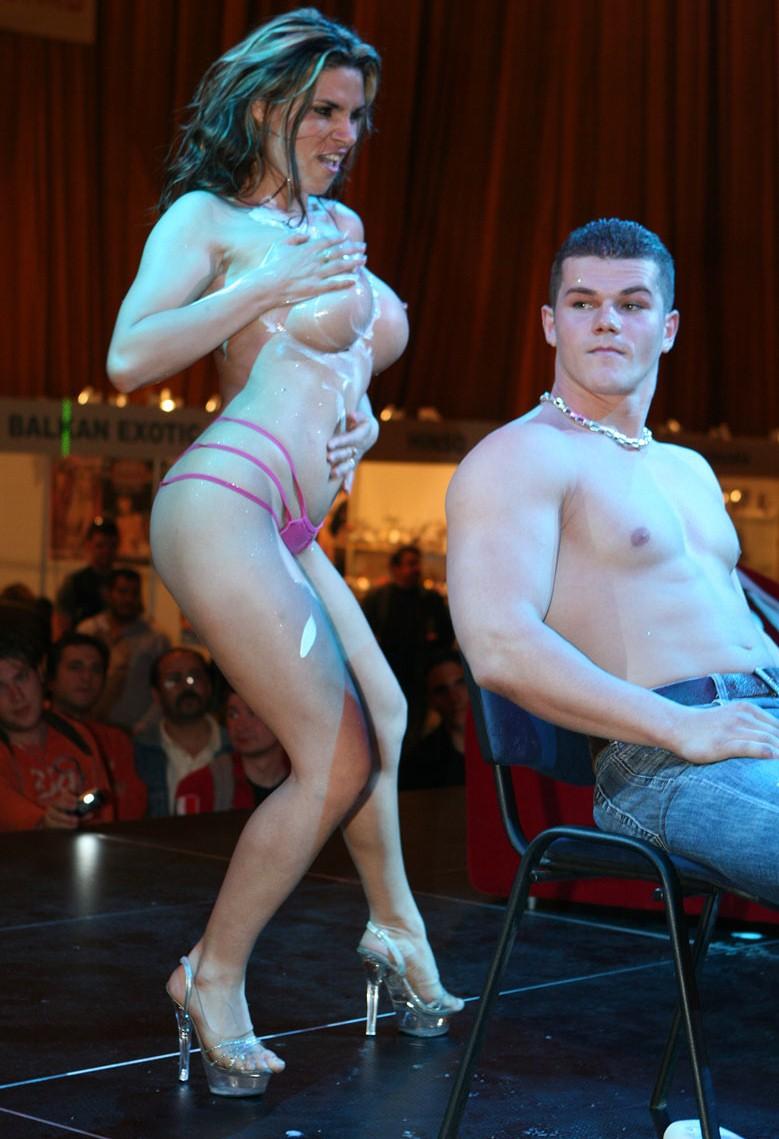Eros Show 2007 in Bucharest