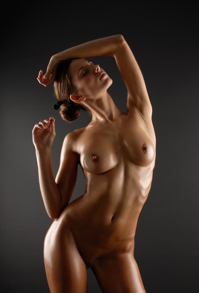 Nice wet body