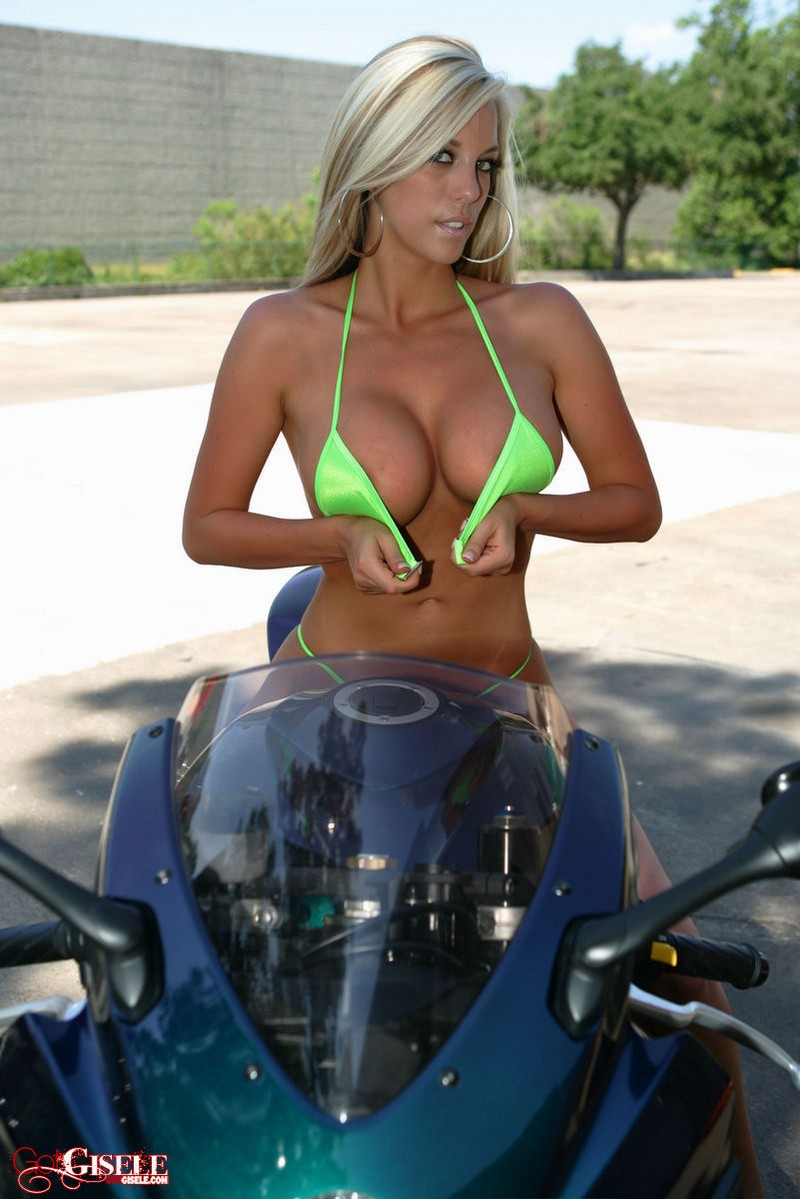 big tits on biker babes