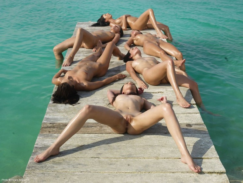 Group tanning