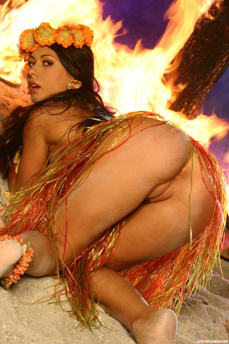hawaiian naked girls with big ass