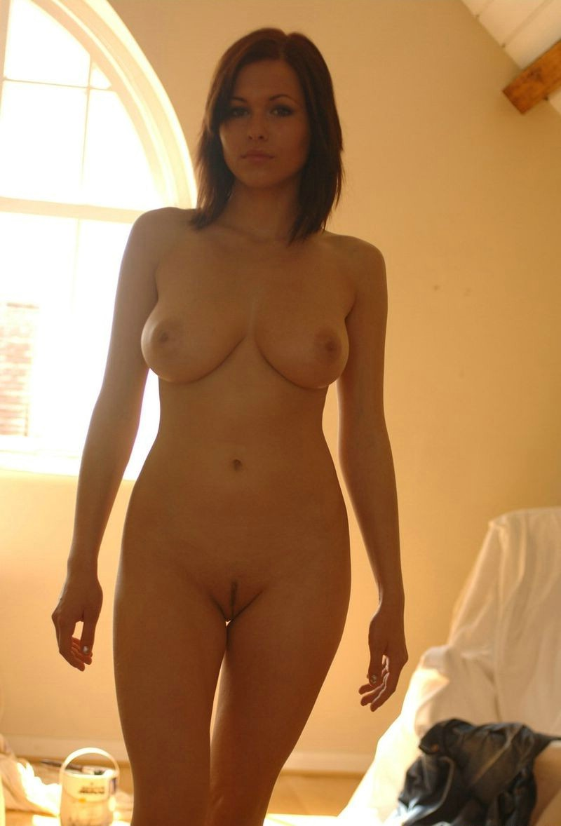 Asian naked sexy lady