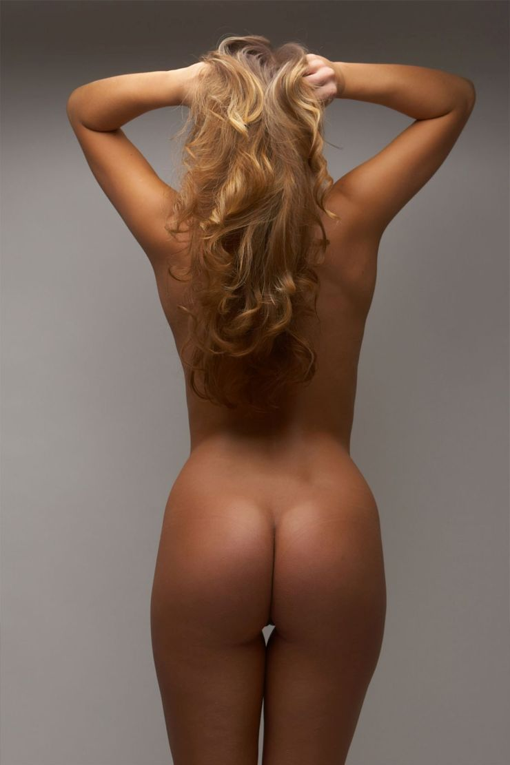 Nude beach skinny redhead photo shoot 2