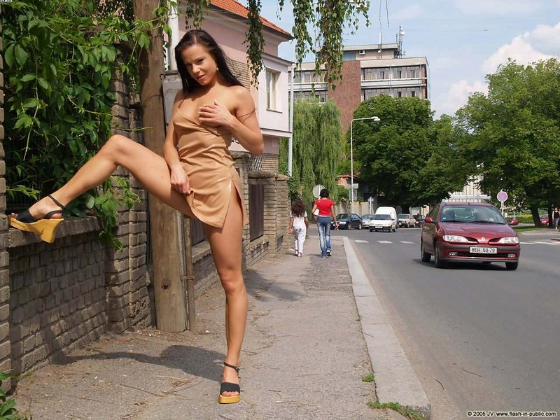 Nude In Streets 73