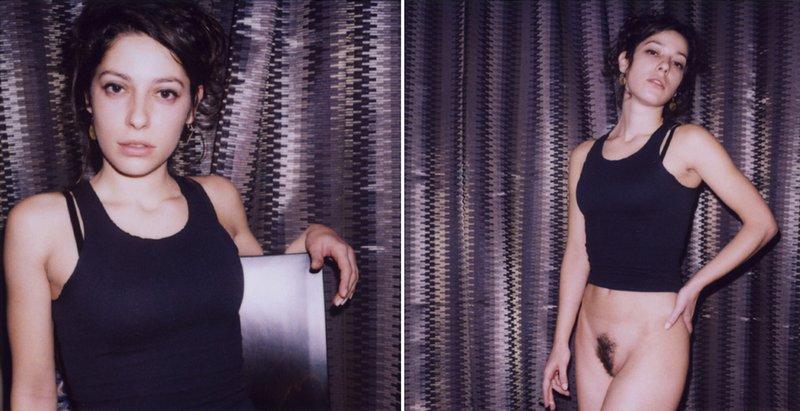 Erotic Polaroid photos