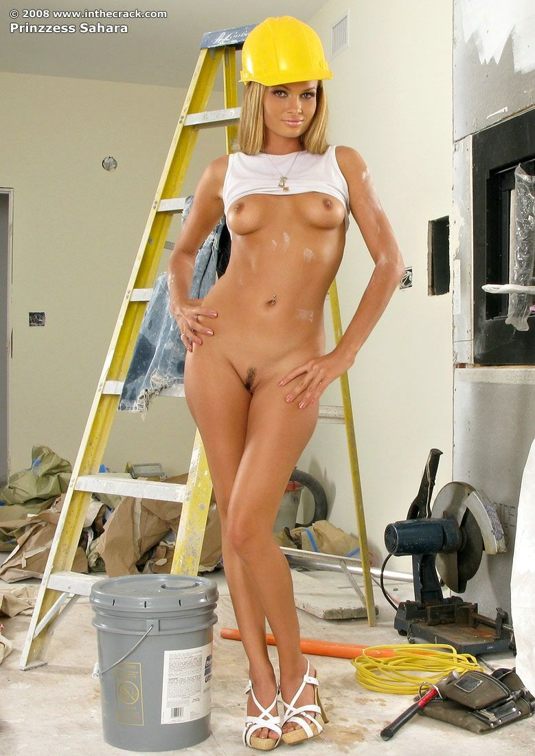 Construction worker girls naked