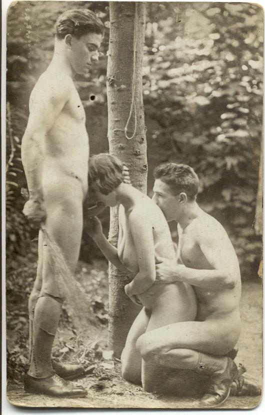 Retro Erotica