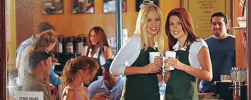 Women of Starbucks