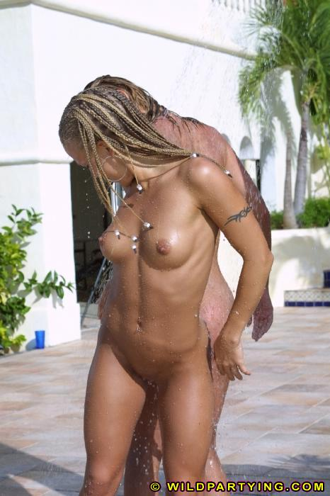 Excellent Nude beach showers babe pity