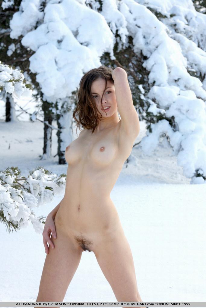 Alexandra vintertid - Redbust-8128
