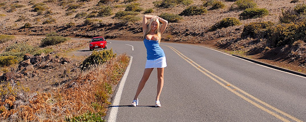Alison Angel – Road trip