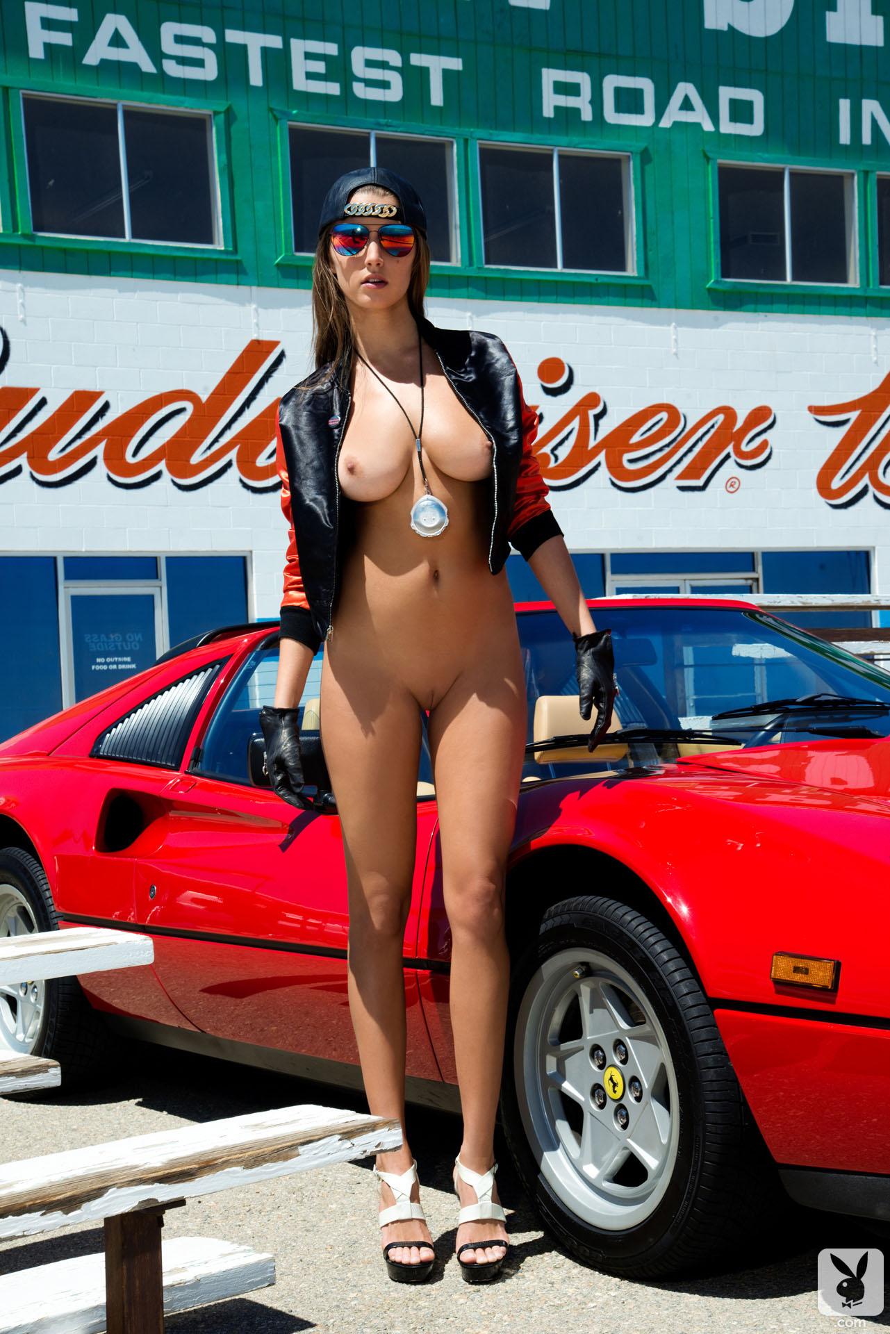 Sexy formula girls nude pics #7