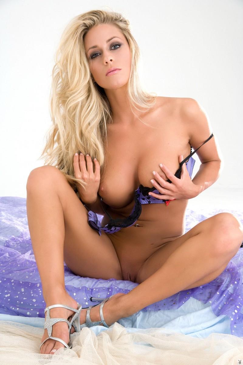 alyssa marie in sensual lingerie