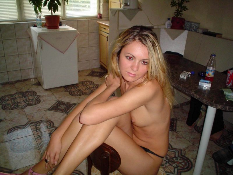 Nude mature wife stripping