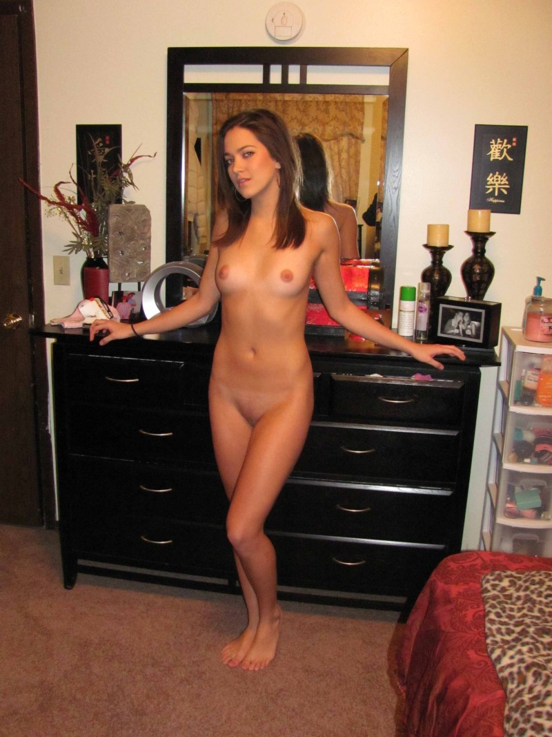 Nude amateur college bass really