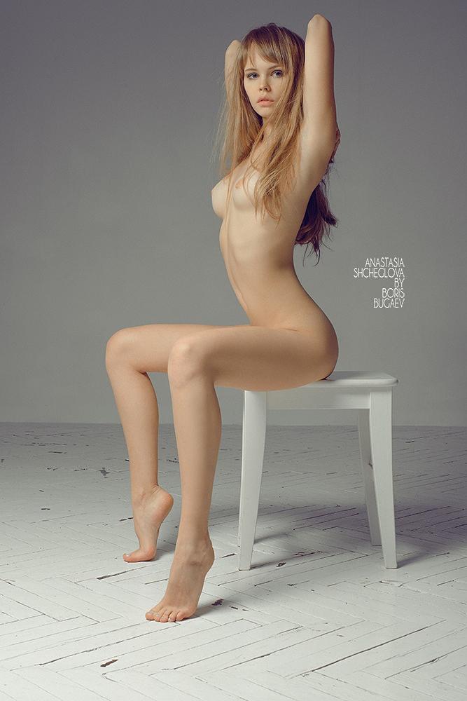 Shcheglova nude anastasia Anastasia Scheglova