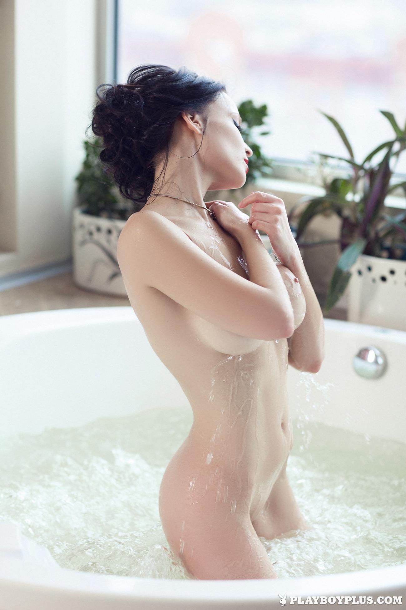 angie-brunette-bathroom-playboy-17