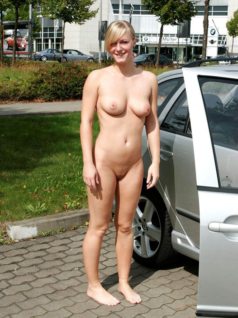 Anika  Nude In Public - Redbust-3104