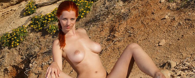 Ariel – Ginger braid