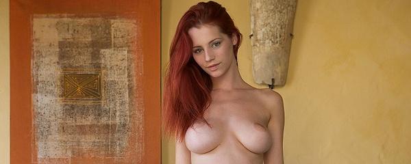 Ariel – Redhead beauty