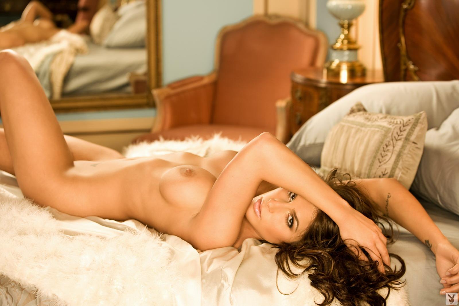 Ashley dupre breasts