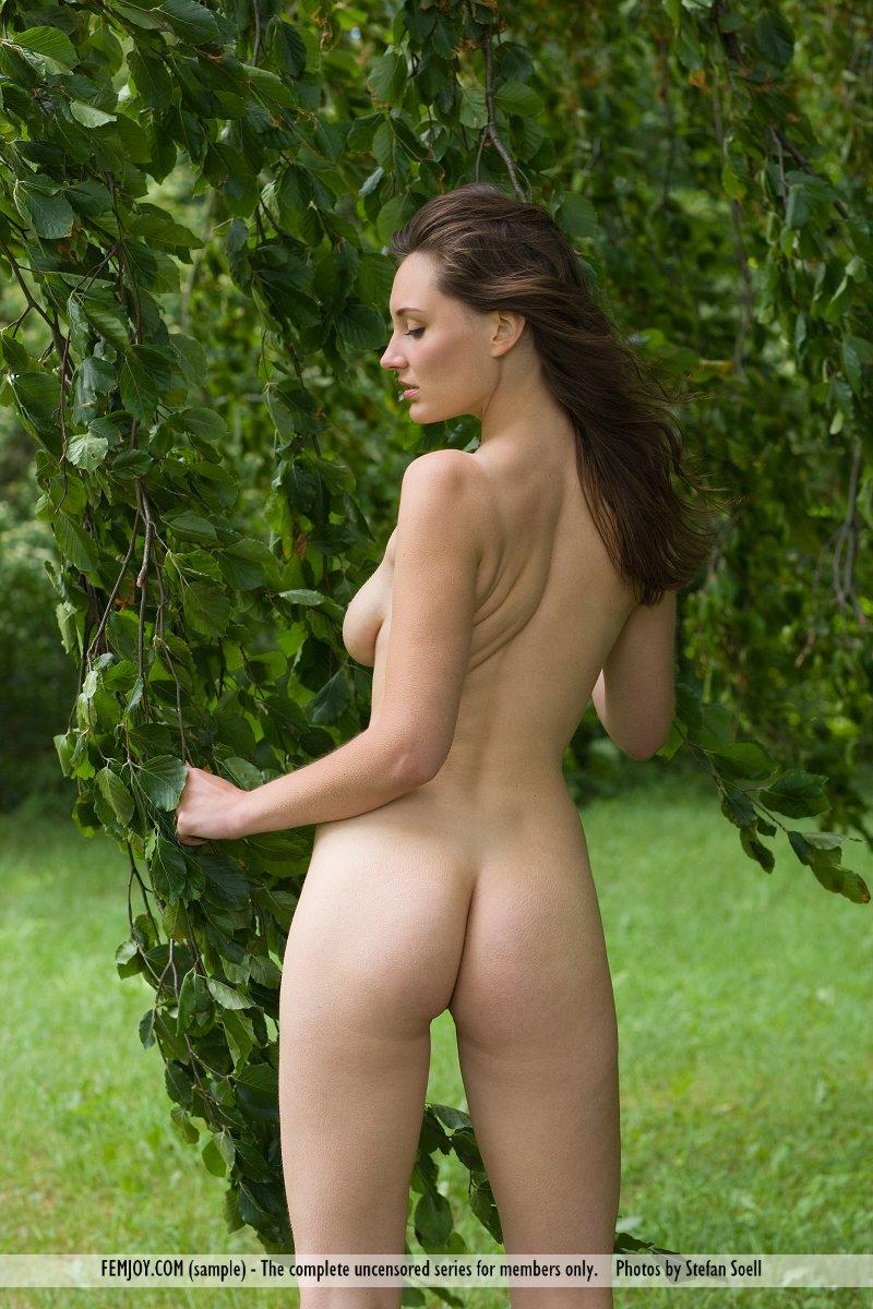 Nude spring — photo 9