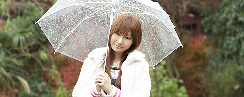 Asuka Kirara – Rainy day