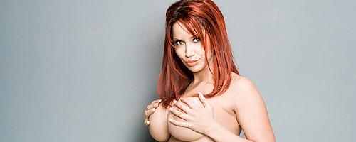 Bianca Beauchamp in mesh body