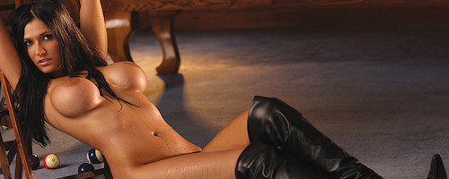 Billiard with Mandy Marie Michaels