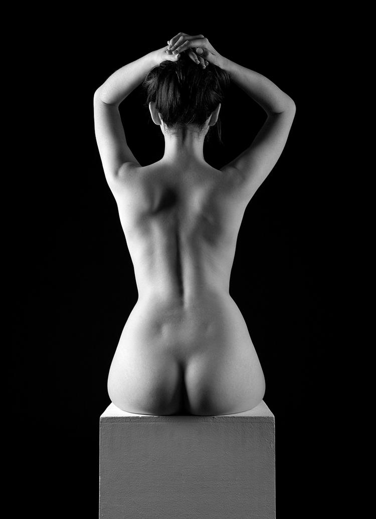 Black and white nude sitting, nudist fuck fest