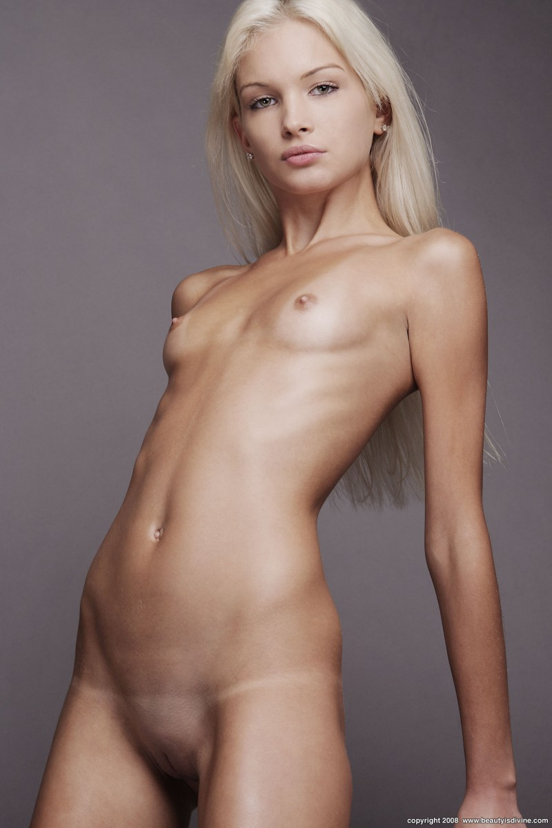 Blondes and asian naked