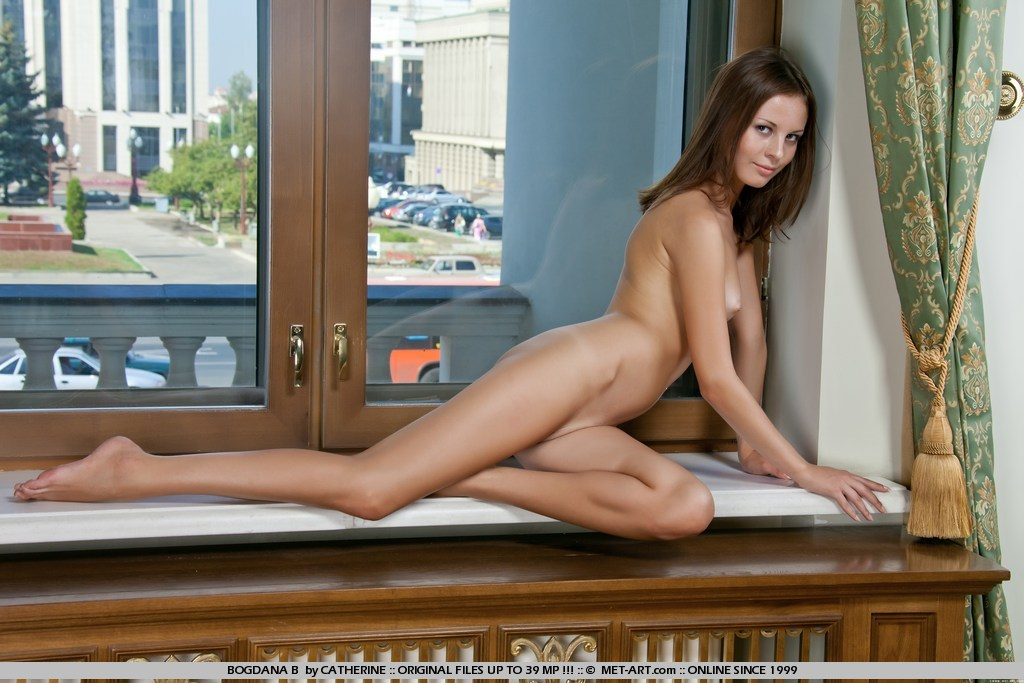 Brunette On Windowsill Russian Sexy Girls X Videos 1