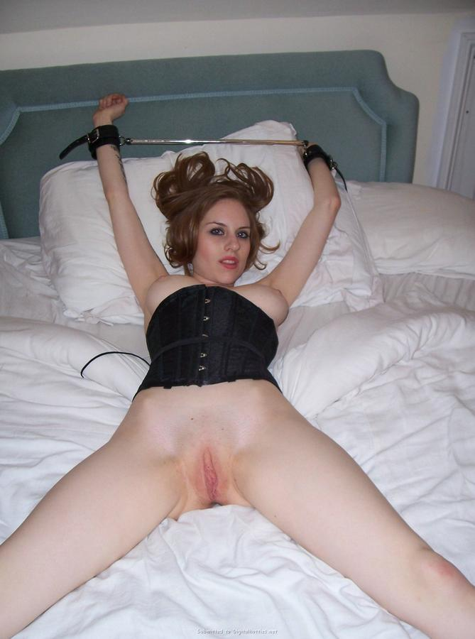 image Tied amateur wife homemade hardcore action