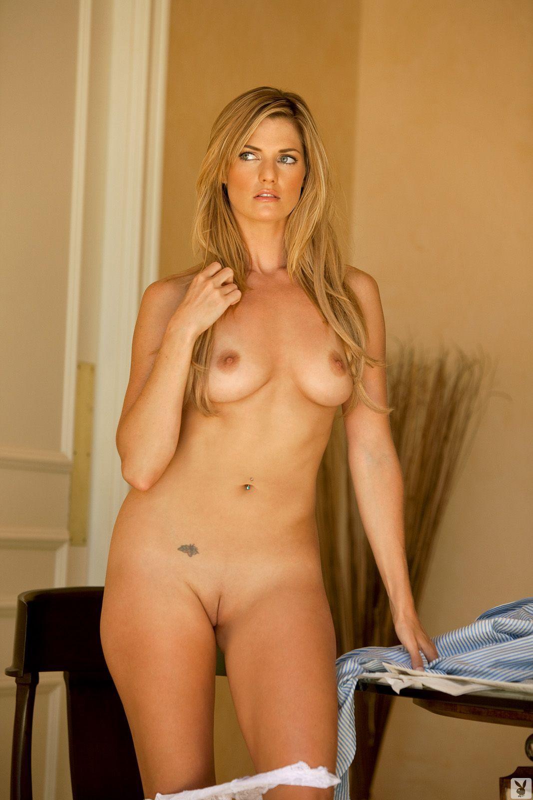 Playboy brigitte naked
