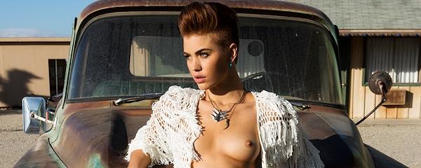 Britt Linn & Chevrolet Apache