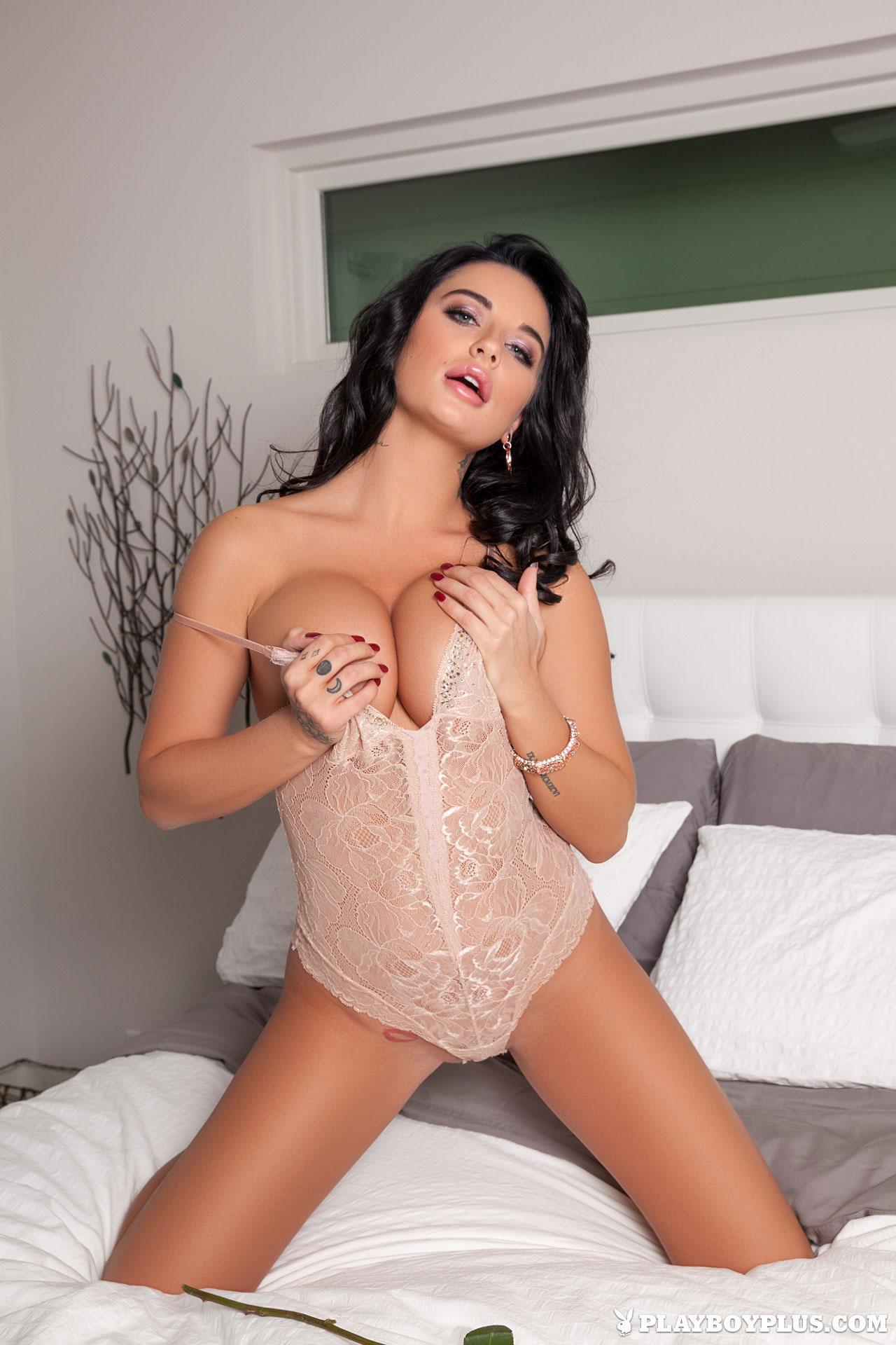 brittney-shumaker-roses-naked-bedroom-playboy-04
