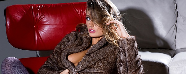 Brittney Shumaker – Tights & fur