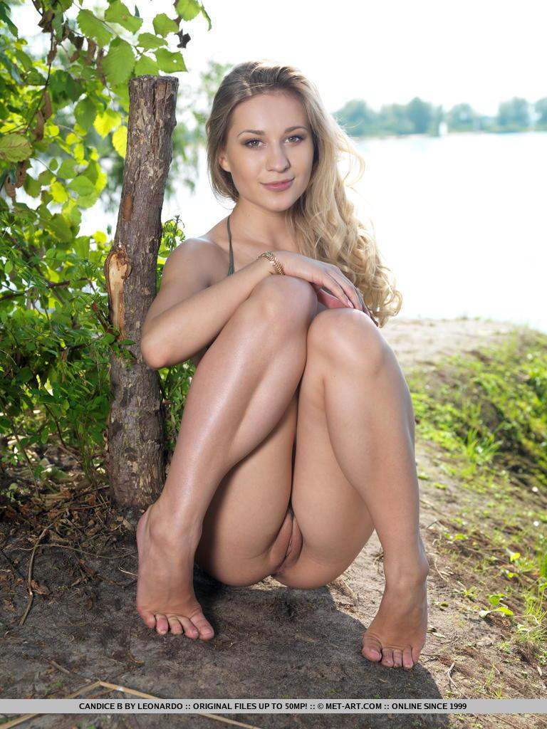 candice-b-naked-bikini-lake-boobs-metart-19