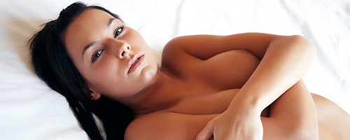 Carie in bedroom