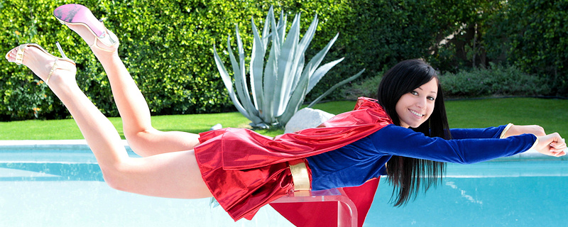 Catie Minx – Naughty Supergirl