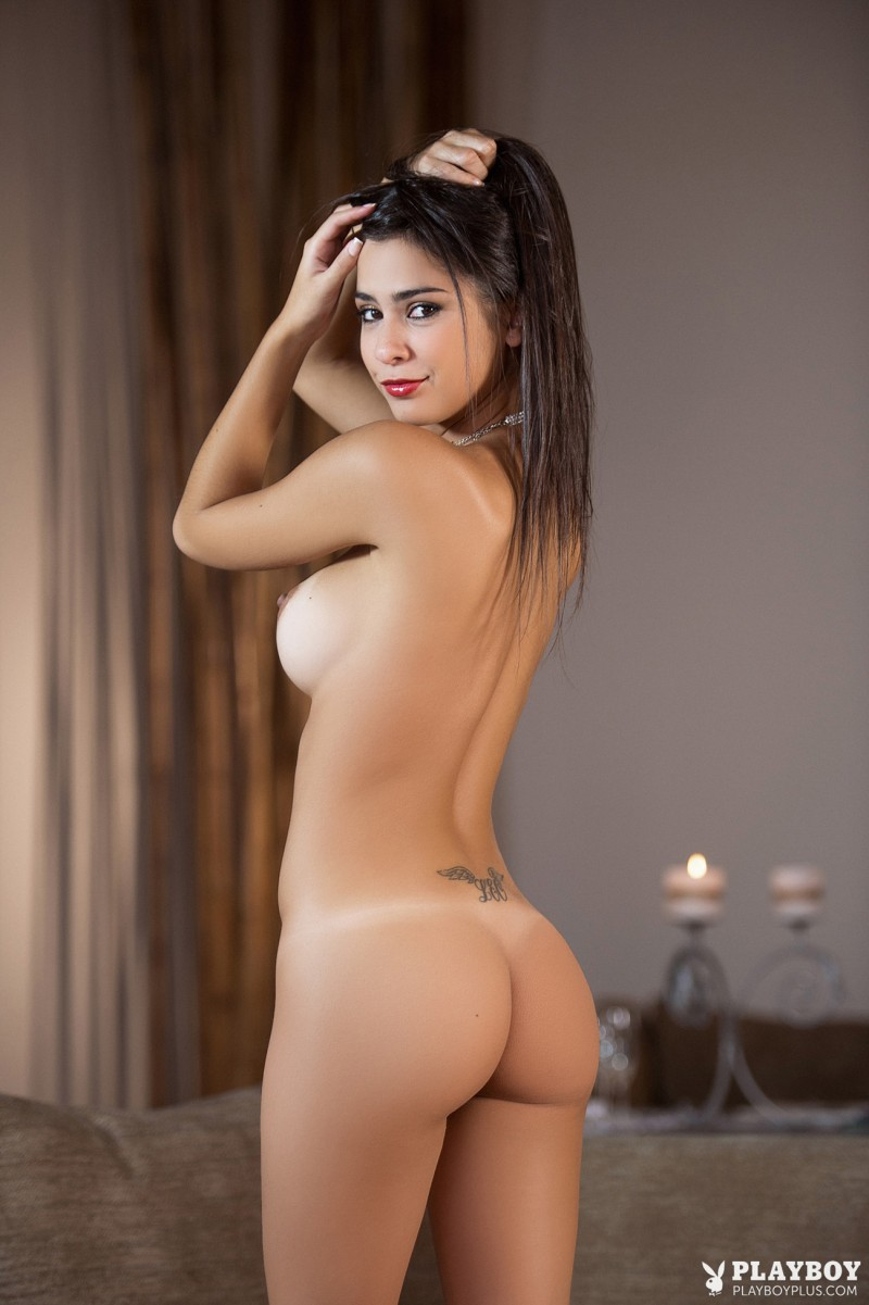 playboy Nude latina