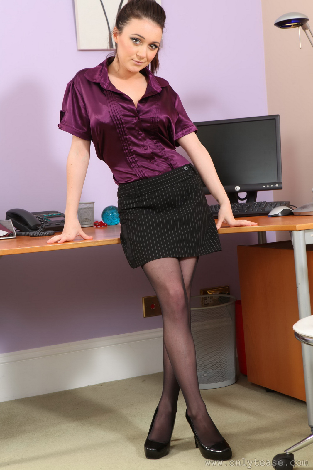 clair-meek-stockings-office-tits-naked-onlytease-01