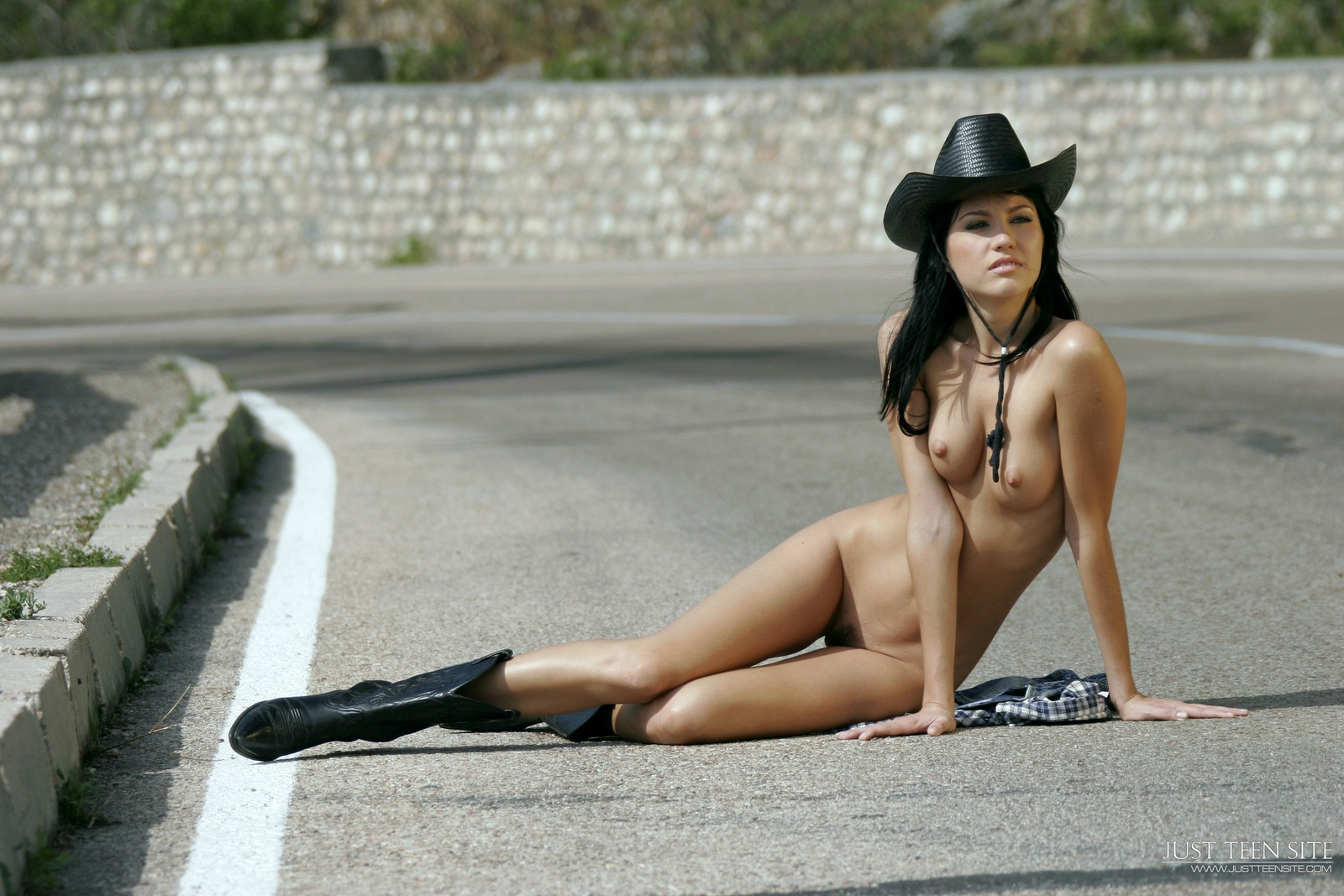 Image fap nude girls with cowboy hat babe wallpapers