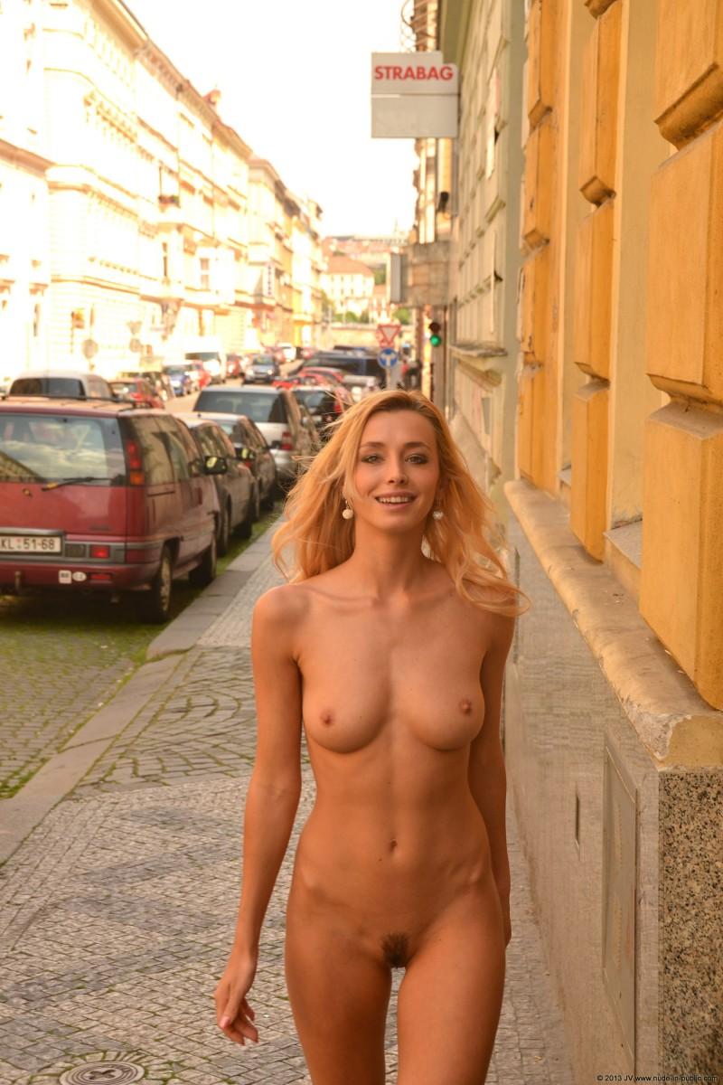 czech street nude