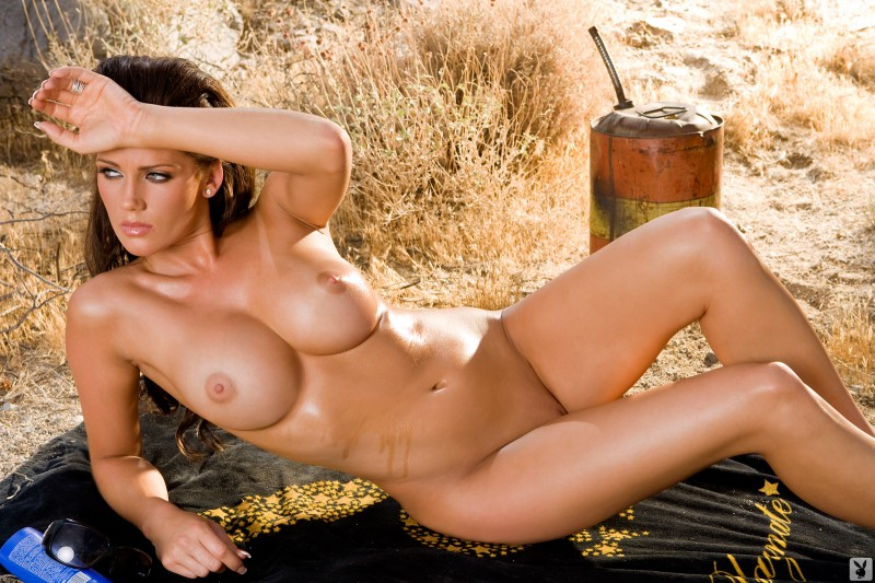 aubreu oday naked in playboy